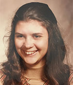 photo of missing person Denise Beaudin