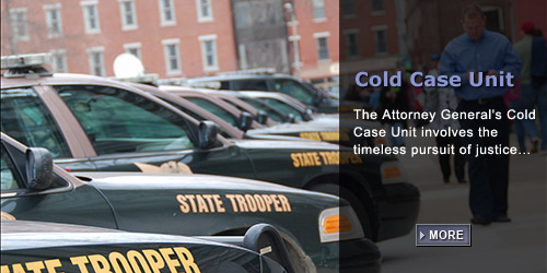 Cold Case Unit